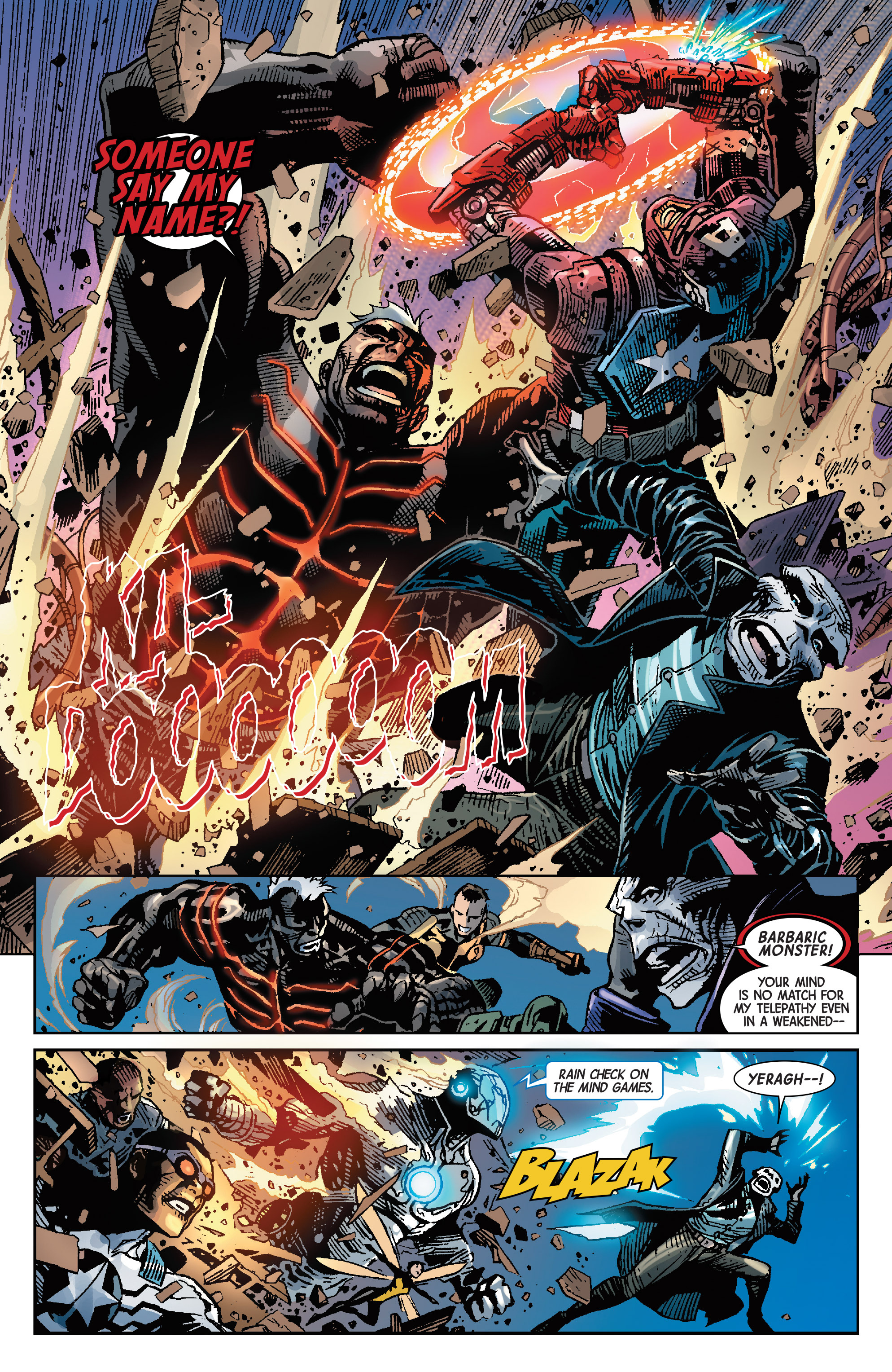 Read online Avengers & X-Men: AXIS comic -  Issue #9 - 20