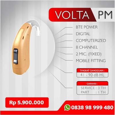 alat bantu dengar Volta PM