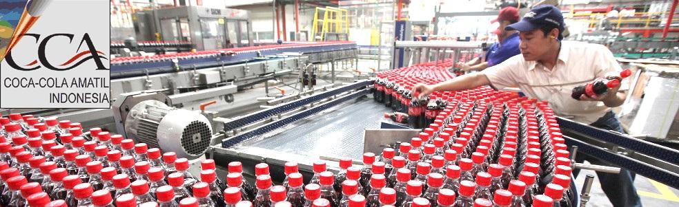 Lowongan Kerja PT. Cola - Cola Amatil Indonesia Terbaru