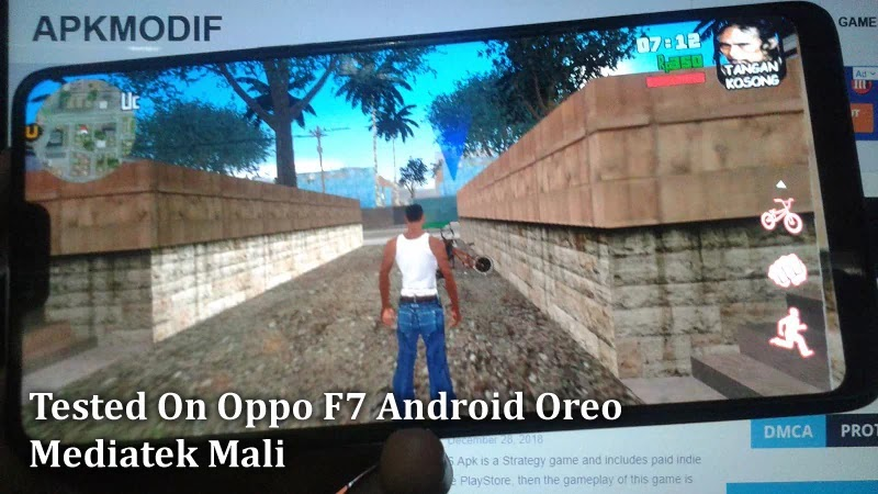 GTA Indonesia Lite V5 By iLhaM_51 For GPU Mali, Videocore Tested