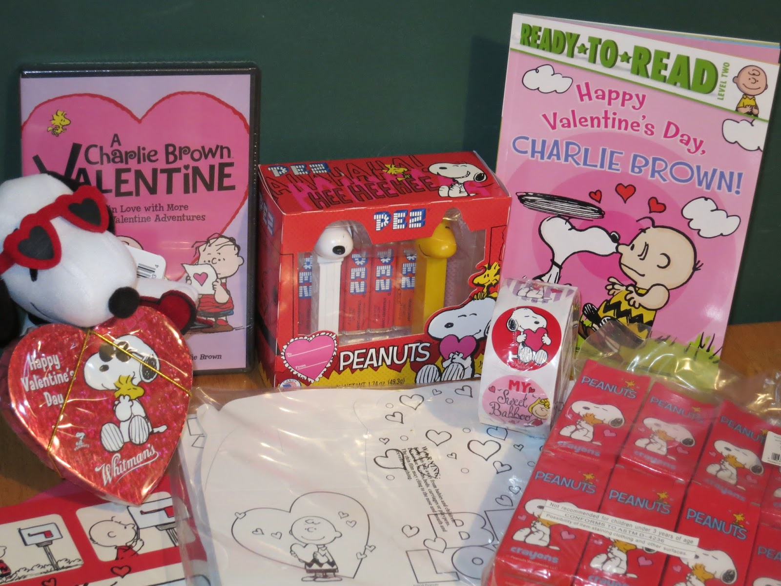 Susan S Disney Family Celebrate Valentine S Day With Some Peanuts