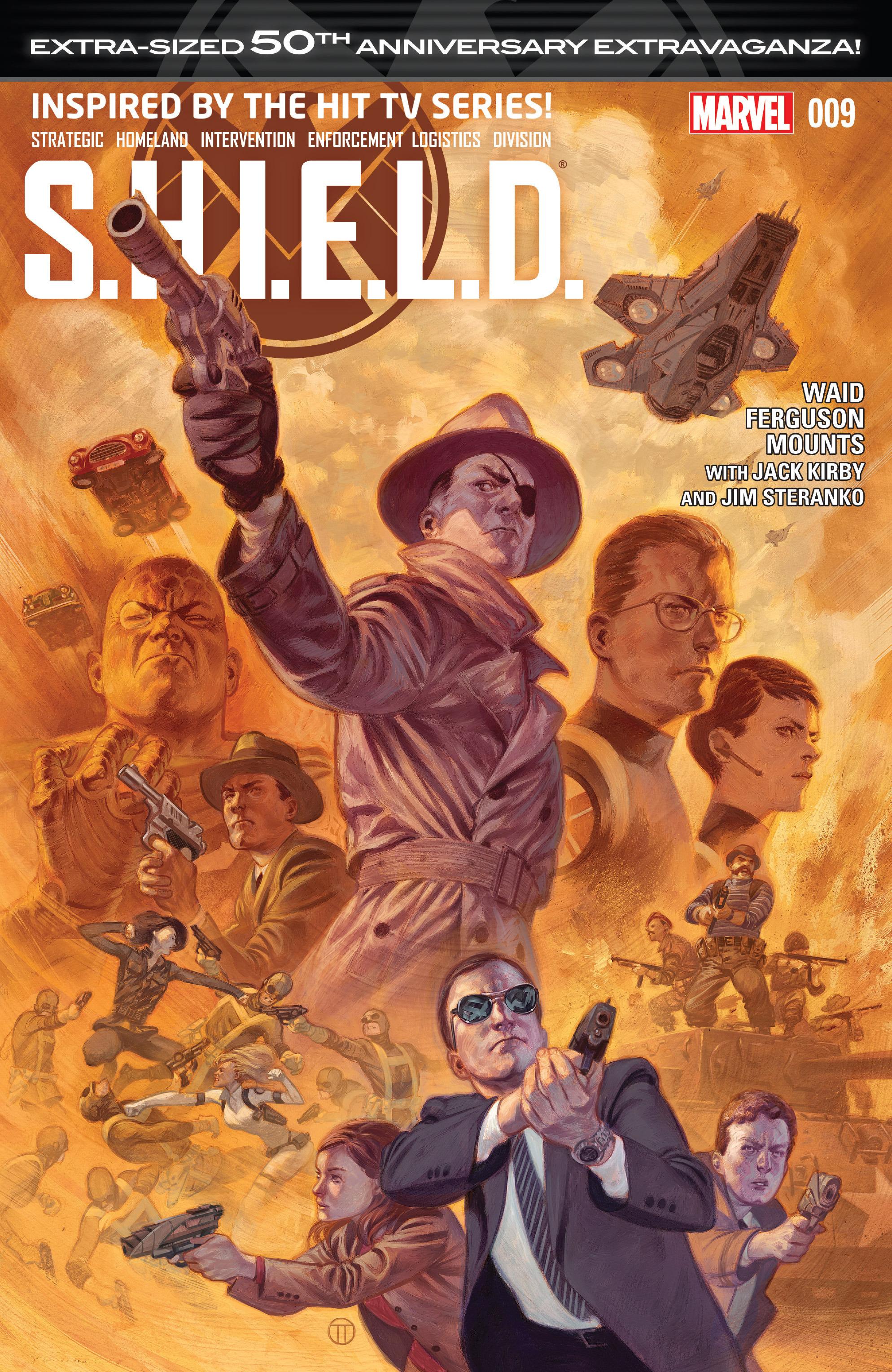 S.H.I.E.L.D. (2015) 9 Page 1