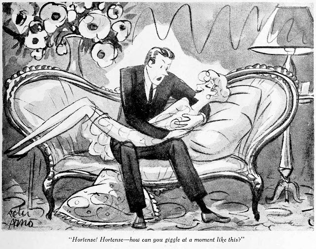 a Peter Arno cartoon, 1928