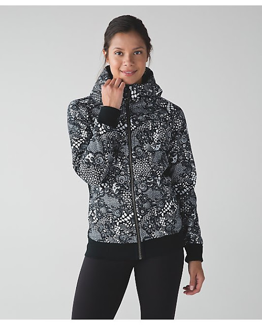 lululemon pretty lace scuba