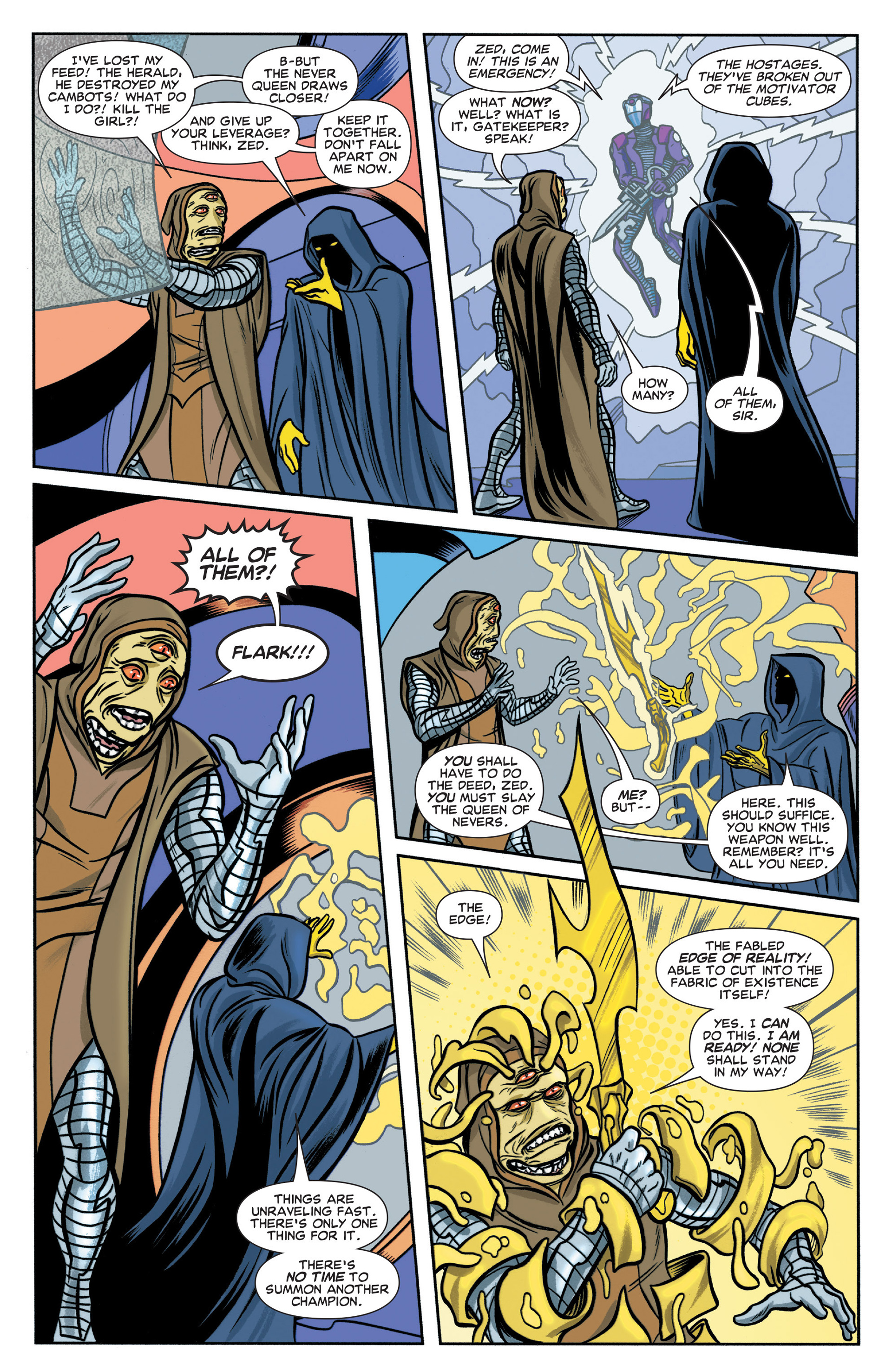 Read online Silver Surfer (2014) comic -  Issue #2 - 11