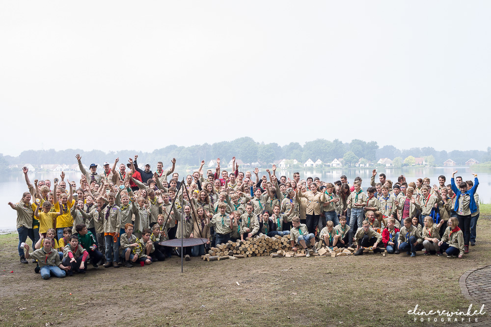 Group Photos Scouting