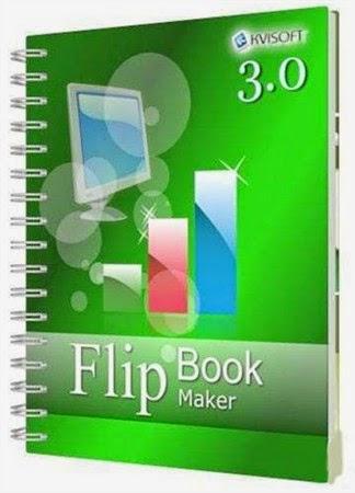 Kvisoft FlipBook Maker Pro 3.6.1 + Portable Download