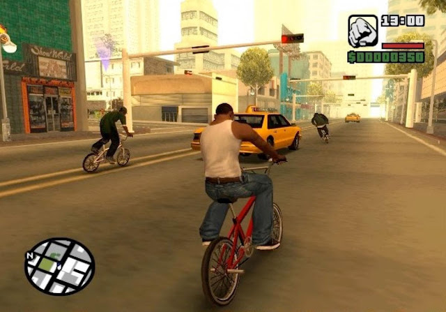 GTA San Andreas Gameplay