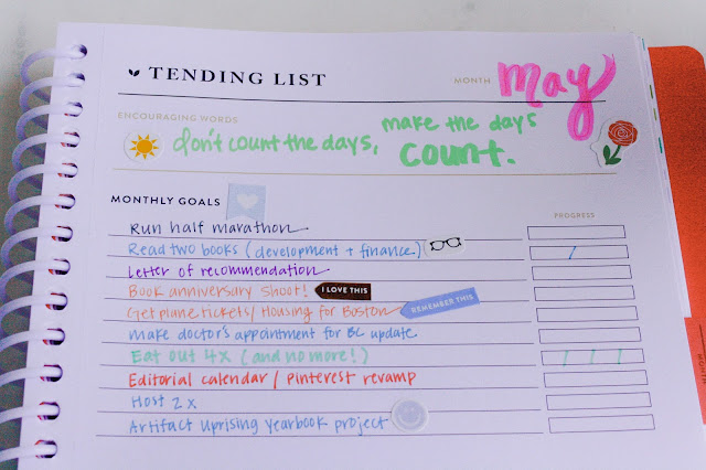 Powersheets   Cultivate What Matters   Monthly Goals - Jadoregrace.com