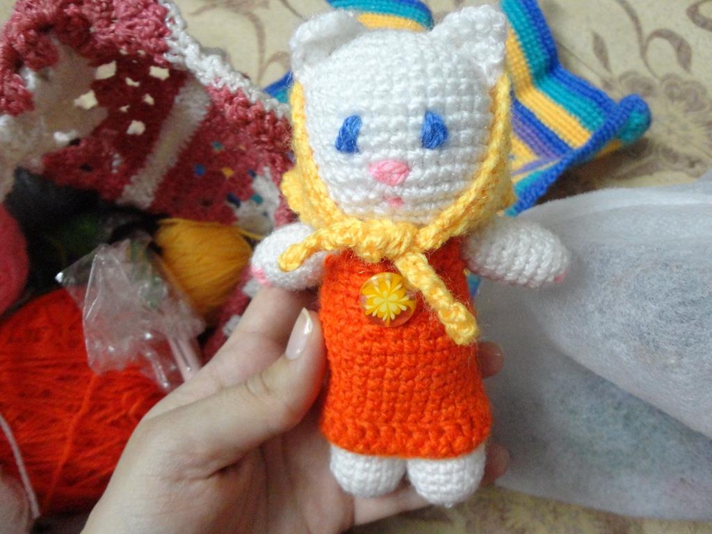 Russian Doll Babushka Matryoshka amigurumi pattern ... | 768x1024