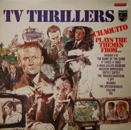 The Vinyl Frontier Chaquito Plays Themes From Tv
