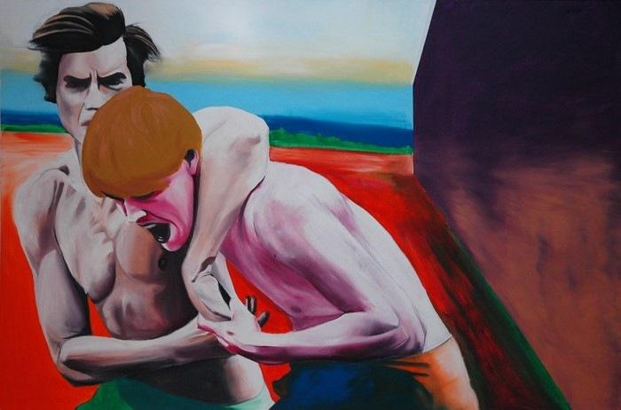 Немецкий художник. Janos Kujbus