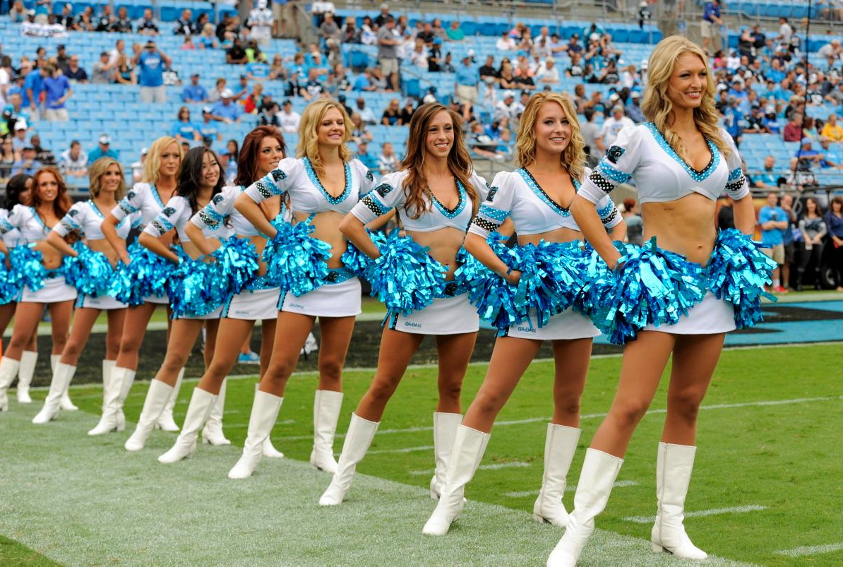 Mature videos lesbian cheerleaders carolina panthers penthouse brooke finally