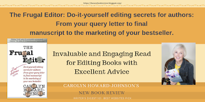 Invaluable and Engaging Read for Editing Books with Excellent Advice