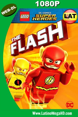 Lego DC Comics Super Heroes: The Flash (2018) Latino HD WEB-DL 1080P ()