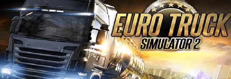 تحميل لعبة Euro Truck Simulator 2 مع التحديثات للكمبيوتر برابط مباشر مجانا