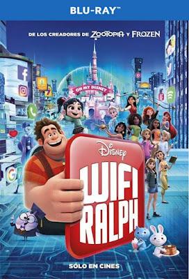 Ralph Breaks The Internet 2018 BD25 Latino