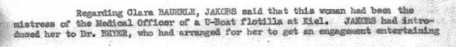 April 29, 1941 - KV 2/25 - 69b - MI5 Interrogation Report of Josef Jakobs by Lt. Sampson.