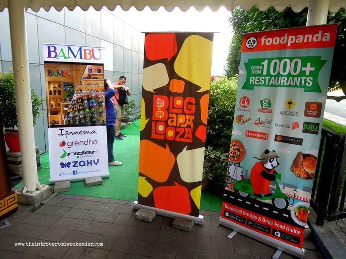 Blogapalooza event sponsors
