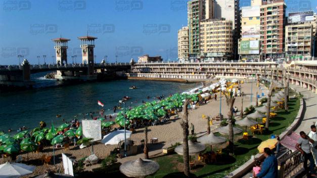 الاتساع العمراني بالإسكندرية