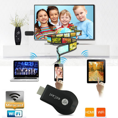 Buy Wireless HDMI Dongle Online in Pakistan (Google ChromeCast Alternative)