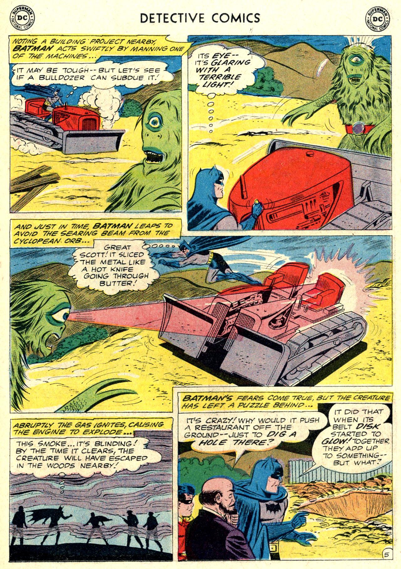 Detective Comics (1937) 291 Page 6