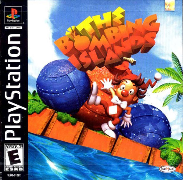 The Bombing Islands - PS1 - ISOs Download