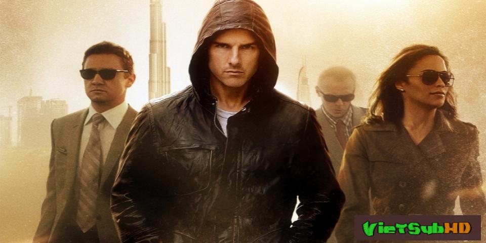 Phim Nhiệm Vụ Bất Khả Thi - Chiến Dịch Bóng Ma VietSub HD | Mission: Impossible - Ghost Protocol 2013