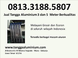 Jual Tangga Aluminium 3 5 Meter Berkualitas