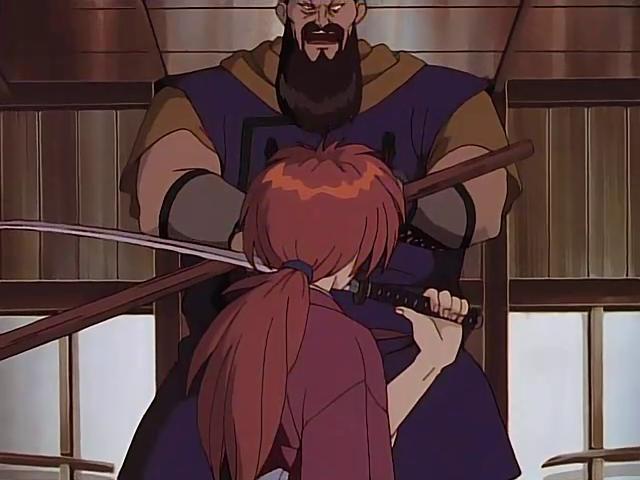 Rurouni Kenshin Battousai
