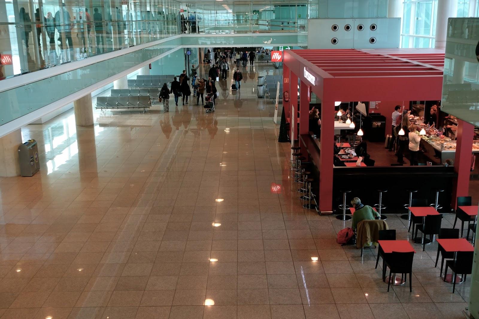バルセロナ=エル・プラット空港 ターミナル1