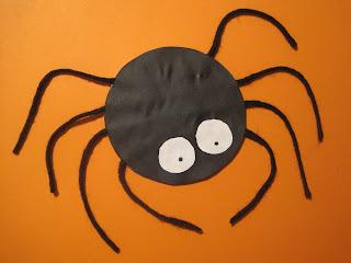 Piirretty Hämähäkki
