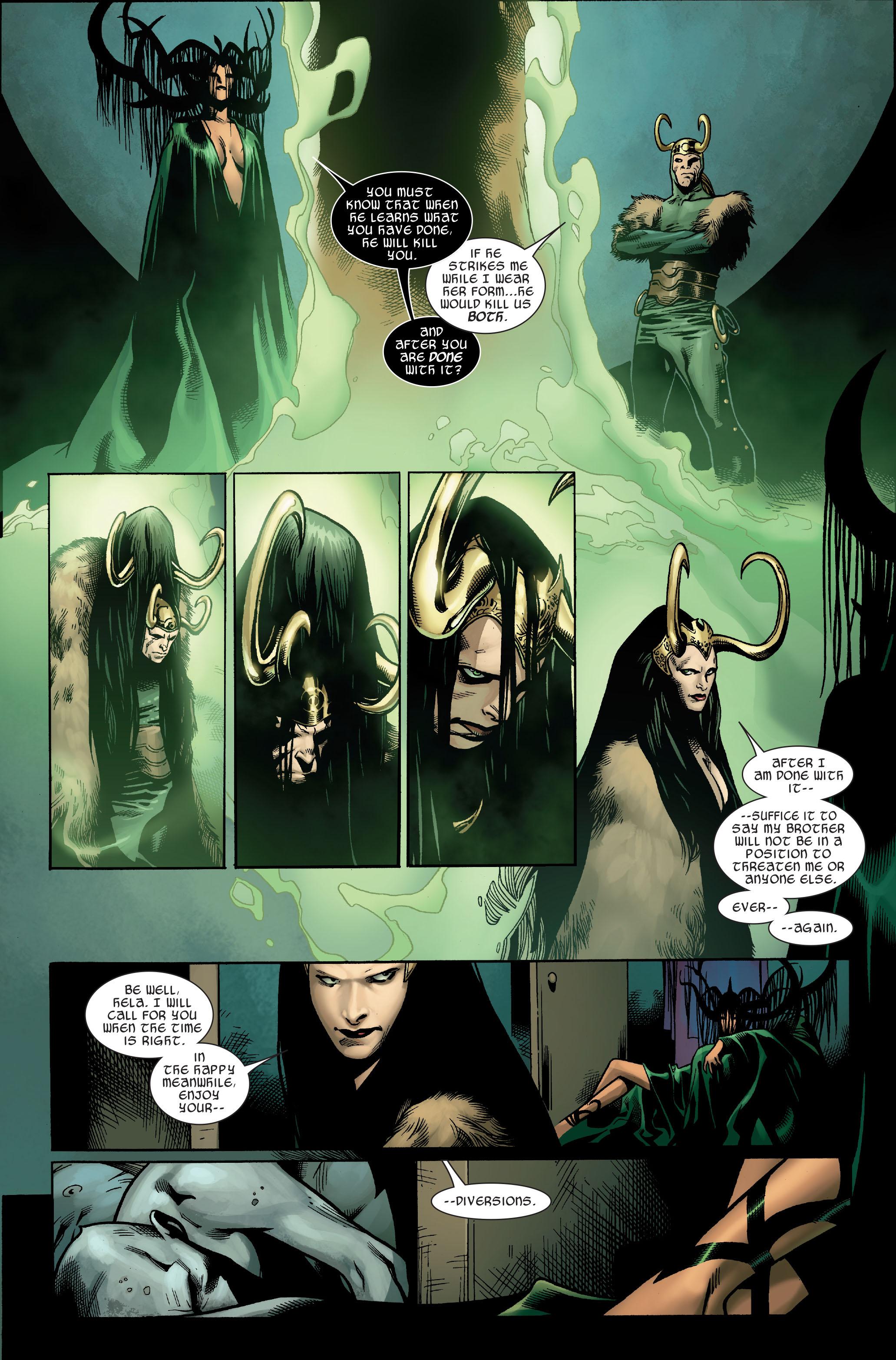 Thor (2007) Issue #12 #12 - English 21