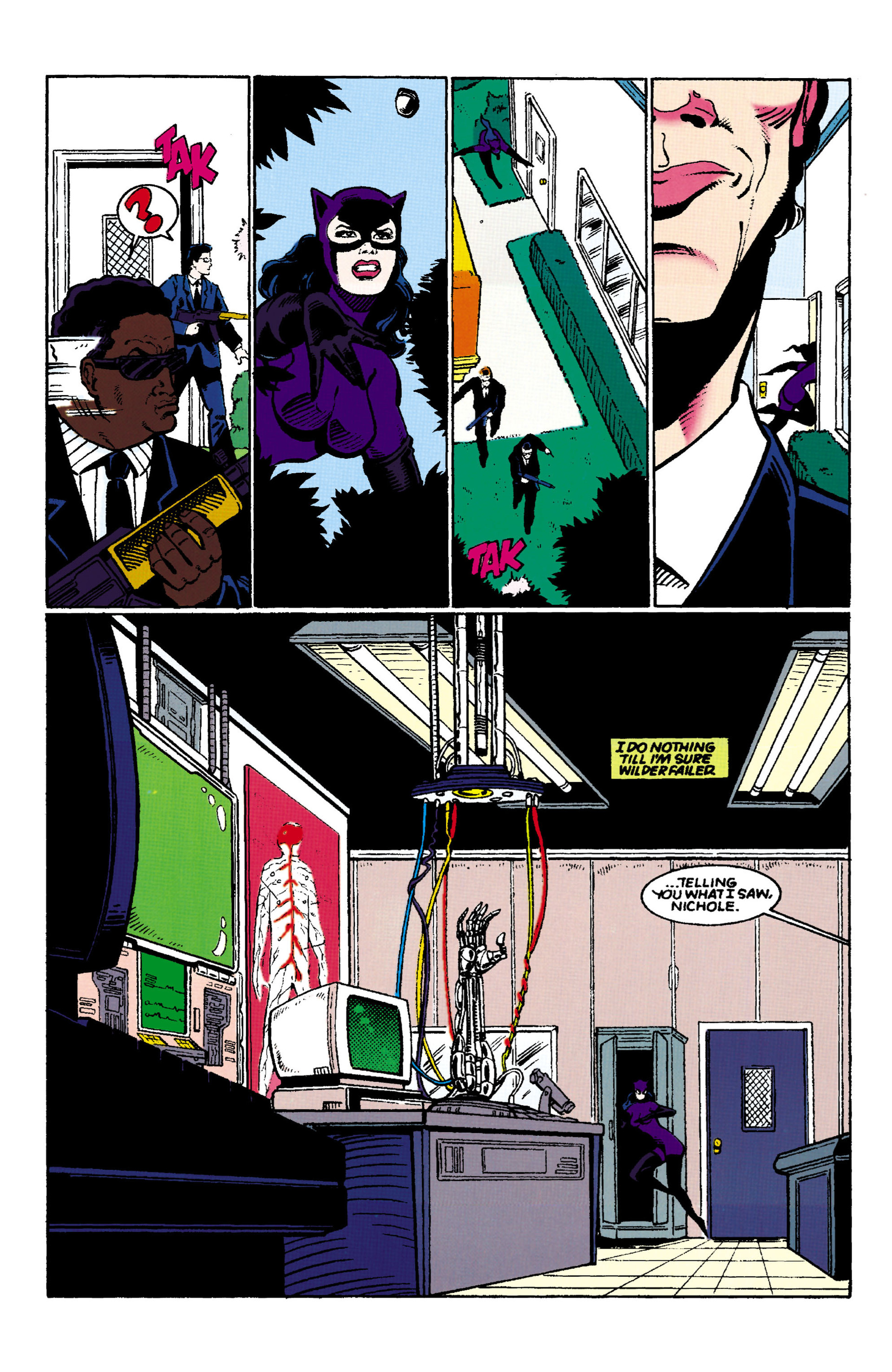 Catwoman (1993) Issue #10 #15 - English 17
