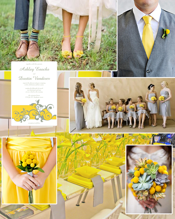 Wedding Themes And Colors: Turning Back Time Photography: Fresh And Funky Wedding Colors
