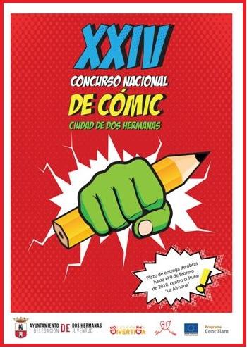 CONCURSO COMICS