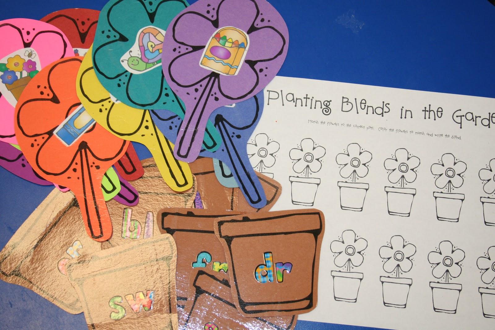 Mrs Lee S Kindergarten Spring And Plants