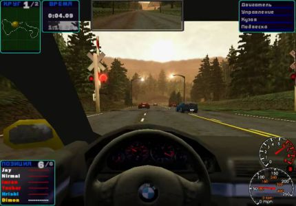 Need For Speed 4 High Stake Free Download For PC
