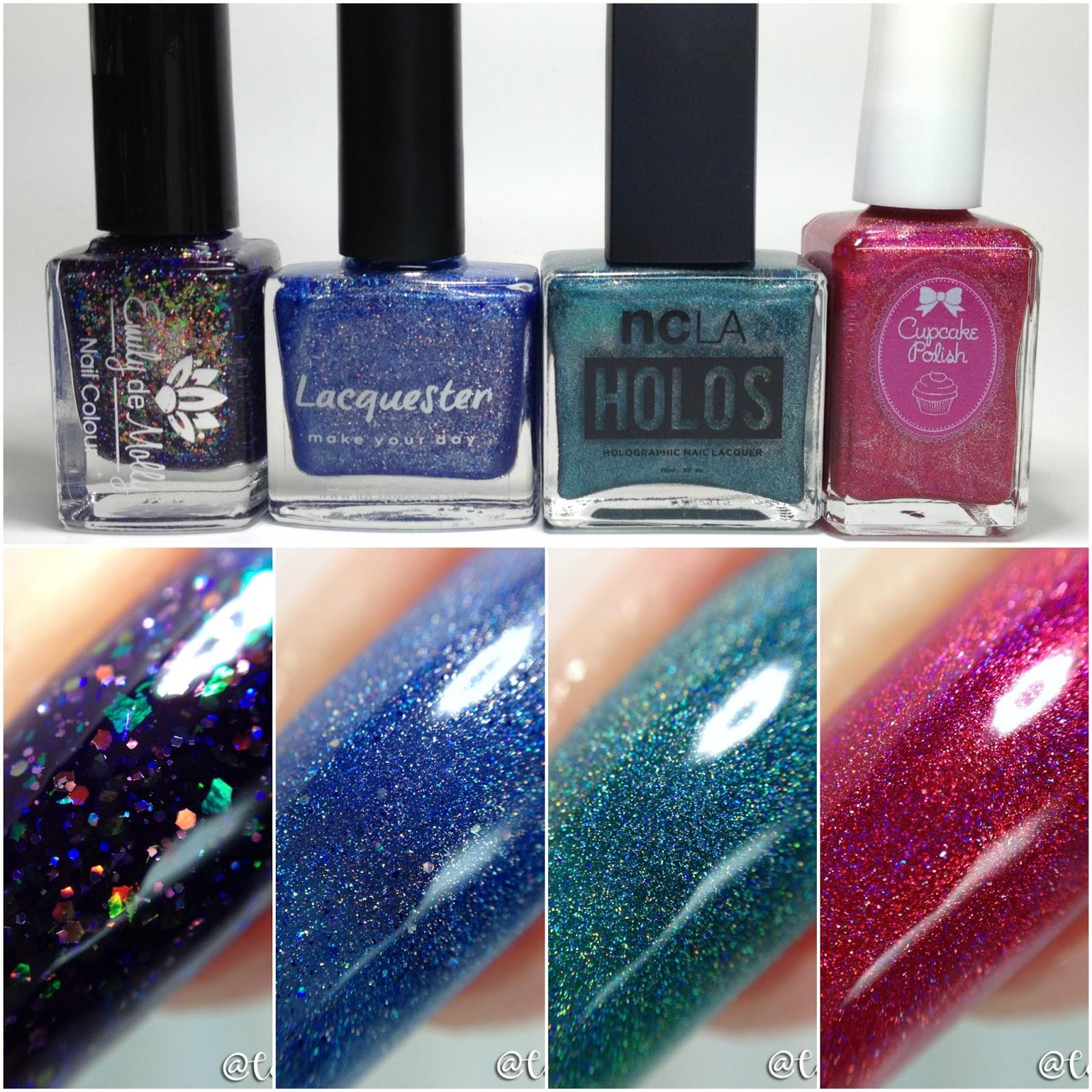 cdbnails: Color 4 Nails