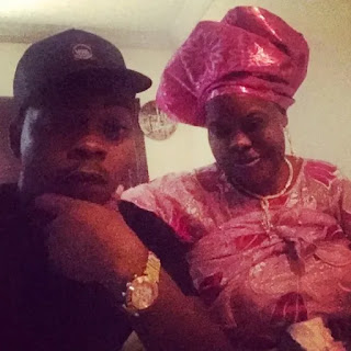 Entertainment: Olamide's mother dies on her grandson's birthday