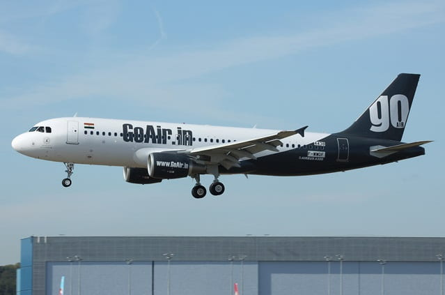 GOAIR FLIGHT TO CONNECT FROM KERALA'S KANNUR TO DAMMAM