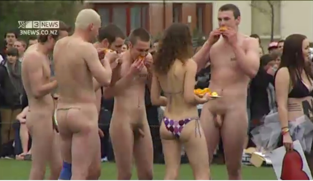 new zealand naked hunks