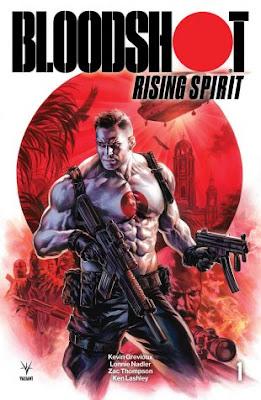 Ventas USA de cómics Valiant: noviembre 2018