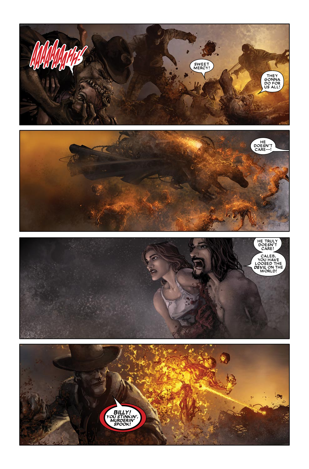 Read online Ghost Rider: Trail of Tears comic -  Issue #6 - 5