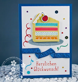 Stampin Up Geburtstag, Stampin-Friends