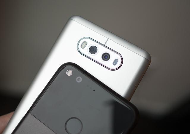 Pixel XL vs LG V20 : Kamera karşılaştırması
