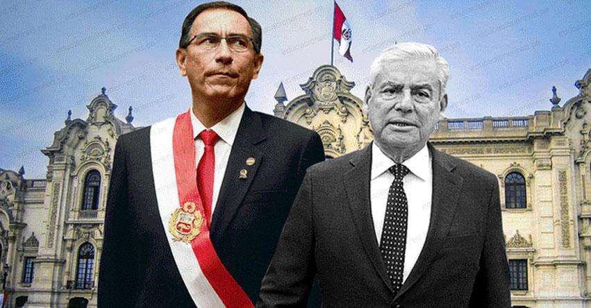 Habría varios cambios de Ministros tras renuncia de César Villanueva, Presidente del Consejo de Ministros - PCM