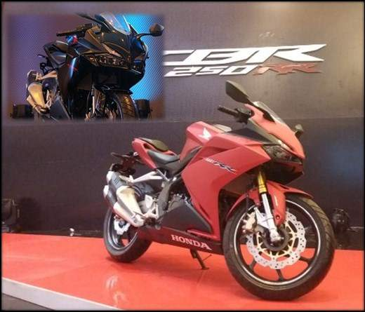 Warna Baru All New CBR 250 RR