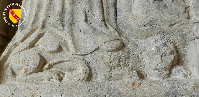TOUL (54) - Mausolée de Saint-Mansuy (XVIe siècle)