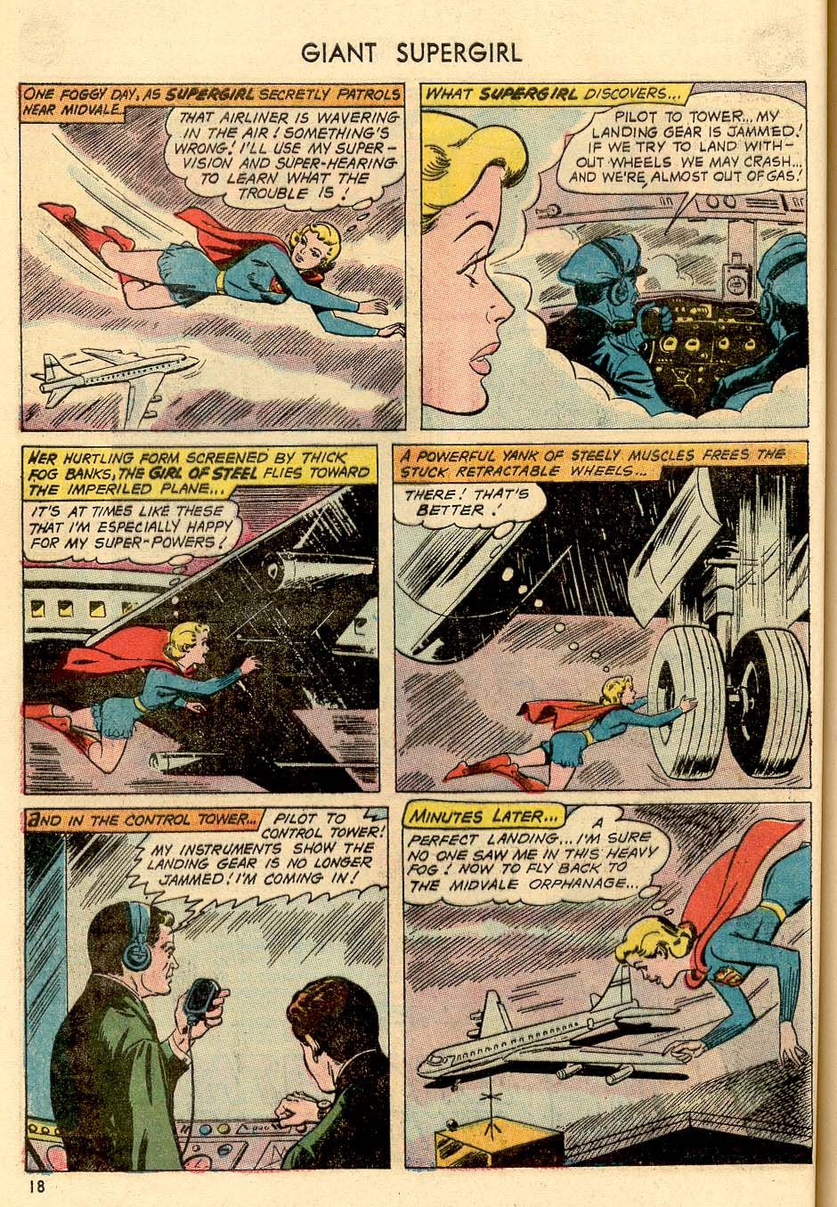 Action Comics (1938) 347 Page 19